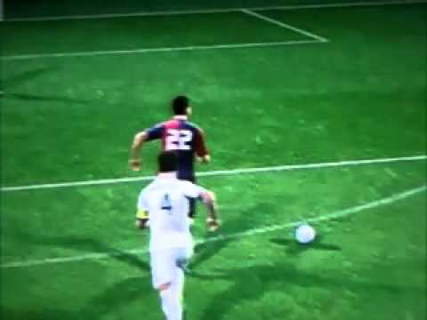 Luciano Do Valle Pes 2013 Gol Cover Ronaldo Por Borriello Wilherme video