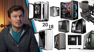Top PC Cases of 2018!