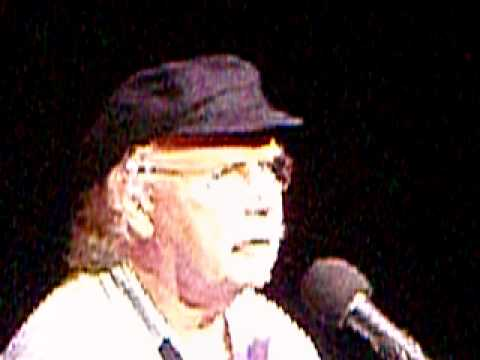 Tom Paxton - 'Did You Hear John Hurt' - Live at Birmingham Town Hall - England
