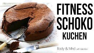 Protein Schoko Kuchen