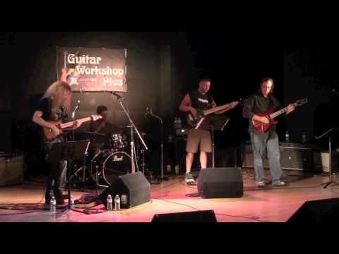 Guthrie Govan at Guitar Workshop Plus in Toronto - 2012