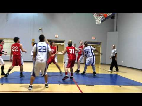 Grace Prep School Boys Basketball at Youth For Tomorrow (4)
