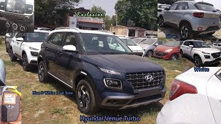 First On Youtube | Hyundai Venue 1.0L Turbo SX+ Real-Life Review & Walkaround | All Colours.