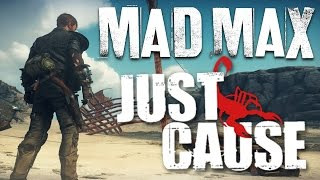 Mad Max | Just Cause Easter Egg