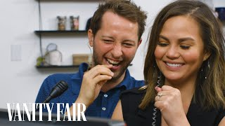 The Best Moments from Chrissy Teigen's Speed Dating Prank | Vanity Fair