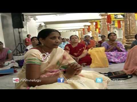 Devotees Pray To Sri Amma Bhagavan On Vaikunta Ekadesi 2015 - 99tv video