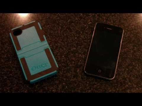 OtterBox Reflex Series Case iPhone 4S Review!