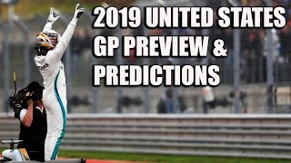 2019 United States Grand Prix Preview & Predictions