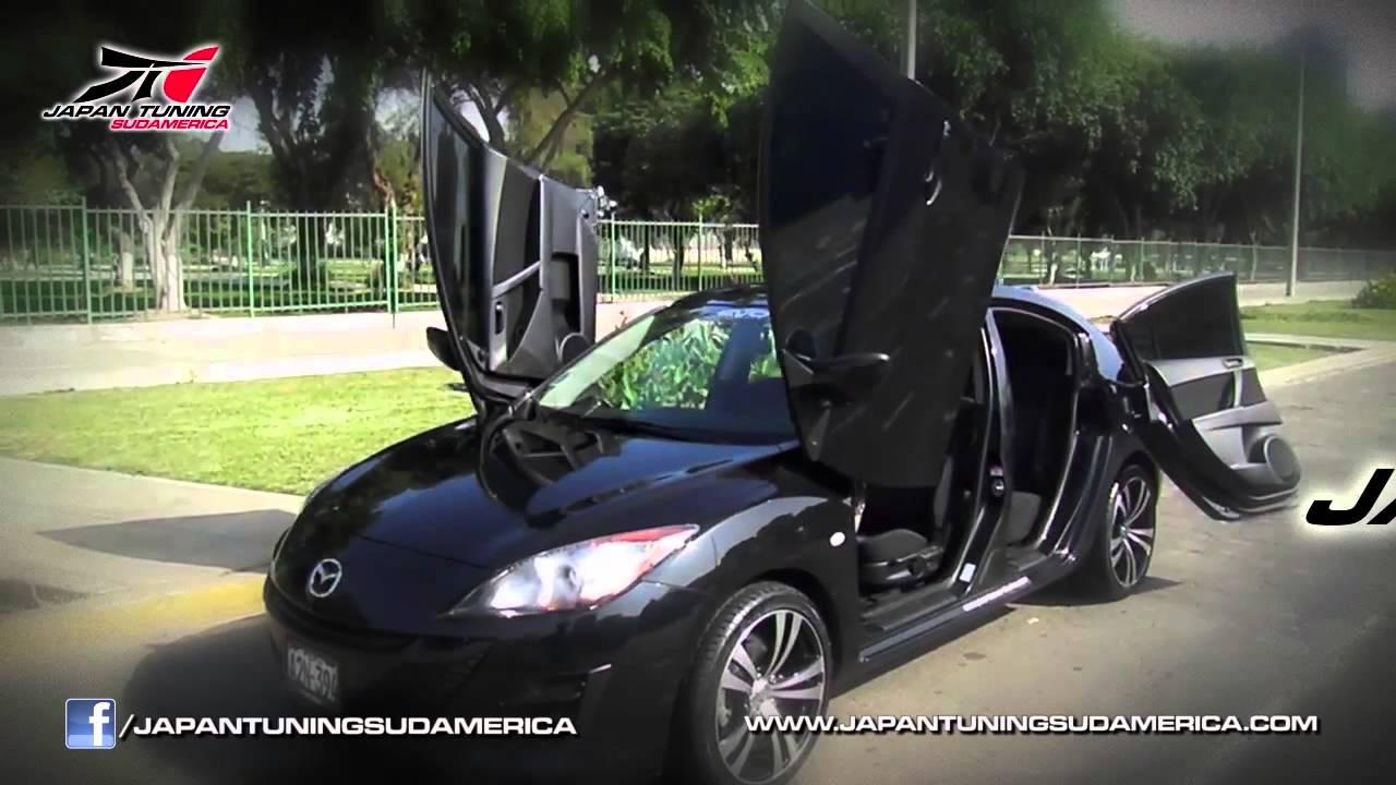 Mazda 3 Extremo Tuning Facebook Com Japantuningsudamerica