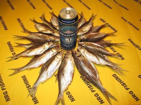Как сушить рыбу / Как солить рыбу
