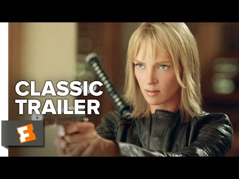 Kill Bill: Vol. 2 (2004) Official Trailer - Uma Thurman, David Carradine Action Movie HD