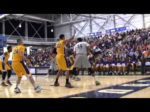 St Joseph Basketball vs Montverde Academy February 16, 2014