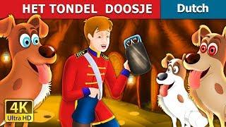 HET TONDEL  DOOSJE | 4K UHD | Dutch Fairy Tales
