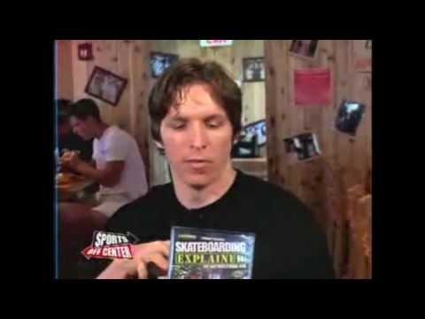 Dan MacFarlane 2007 Sports Off Center TV interview