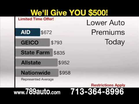 Auto Insurance Discounters- Auto Insurance Premiums