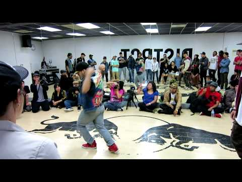 We The People - Final Top Rock Battle 2013: Doknock vs Ynot