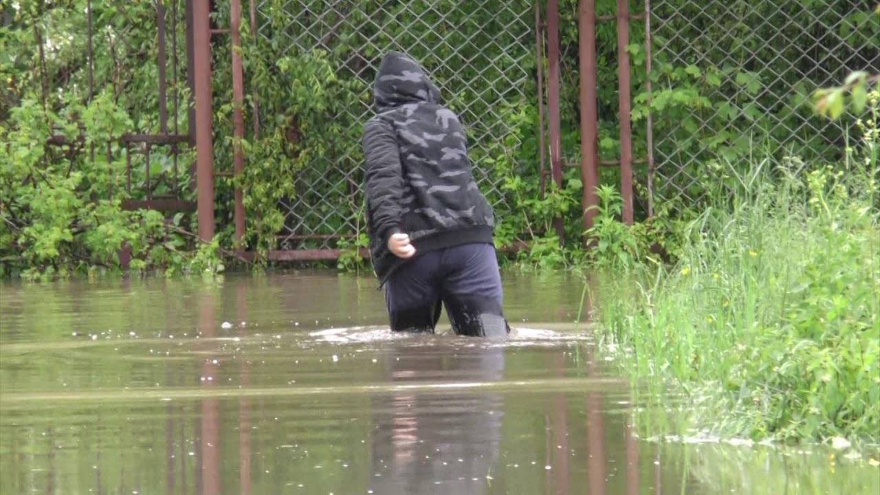 Підгірки після стихії — мікрорайон досі затоплено