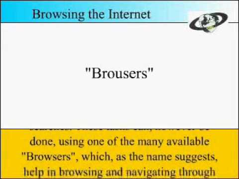 How we Browse Internet ?