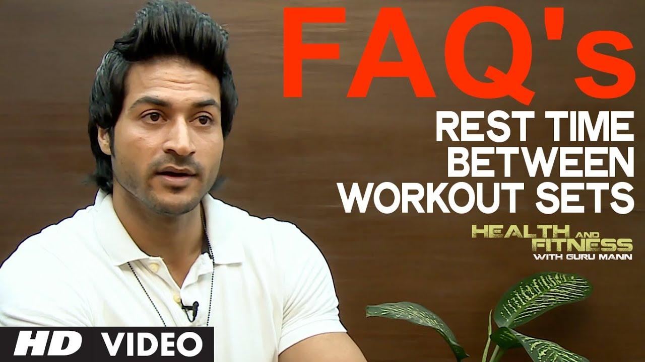 Muscle gain workout guru mann