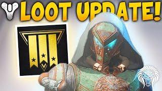 Destiny 2: NEW LOOT & GRIMOIRE CARDS? Hidden Scans, New Perk Rolls & Bungie Update