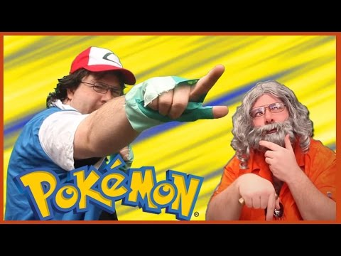 Papy grenier - Pokemon Rouge