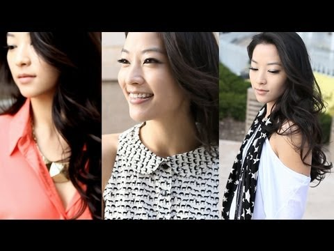 My 2012 Spring Fashion Style Video