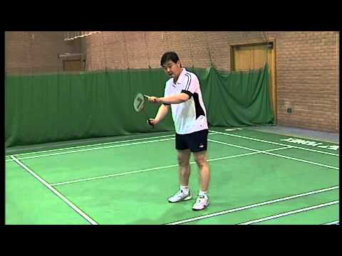 Badminton: Backhand Drive video