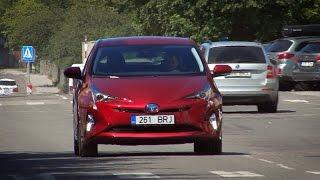 Toyota Prius - Motors24.ee proovisõit