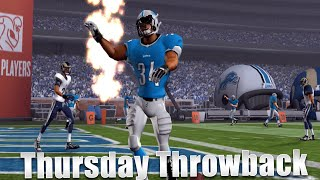 Thursday Throwback (Madden Arcade)
