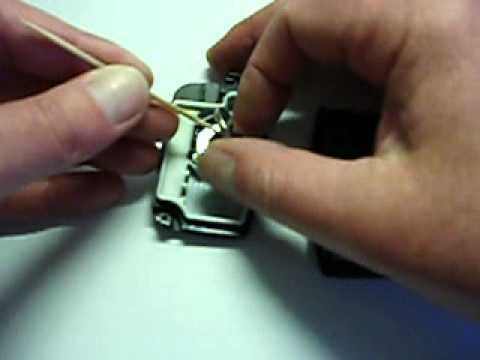 How to remove / change the Keyfob battery . Ford Focus RS .