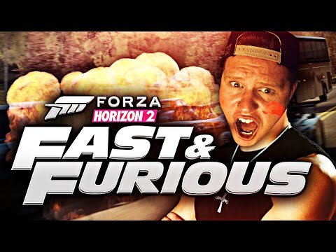 ETHAN PLAYS FH2: FAST & FURIOUS 7 #4