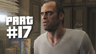 Grand Theft Auto 5 Gameplay Walkthrough Part 17 - Bikers (GTA 5)