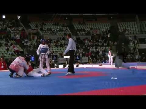 Taekwondo Deadly, Fast & Best Knockout Kicks In Hd 720p video