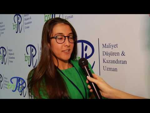 Nuray Aksu -  GlaxoSmithKline - Satın Alma Uzmanı - Röportaj