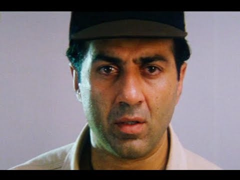 Sunny Deol Fight Scene With Rahul Dev - Champion Scene - Action Scene video