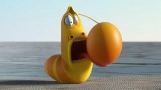 LARVA | LARVA OUT AT SEA | Cartoons For Children | LARVA Full Episodes