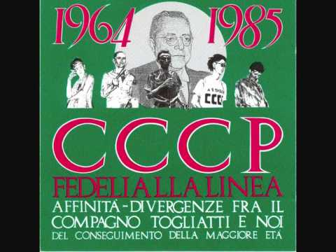 Cccp - Noia