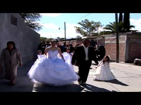 Boda Jose y Aurora Aguilera 12/29/2010