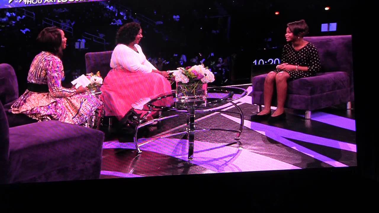 TD JAKES: Women Thou Art Loosed Conference 2014 PT. 2 - YouTube