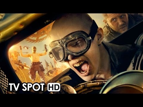 Mad Max: Fury Road TV Spot 'War' (2015) - Tom Hardy, Charlize Theron Movie HD
