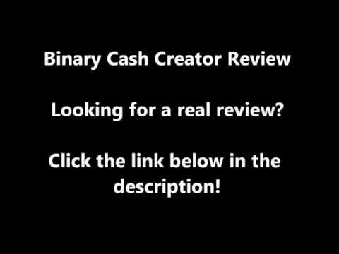 Binary Cash Creator Review - The TRUTH Exposed!