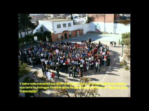 Vídeo Graduación Colegio de la Presentación promoción 07/11