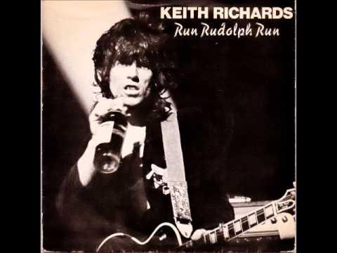 Keith Richards - Run Run Rudolph