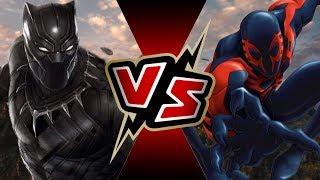 Black Panther VS Spider-Man 2099 | BATTLE ARENA