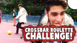 AWESOME CROSSBAR ROULETTE CHALLENGE!