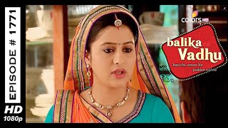 Balika Vadhu - ?????? ??? - 22nd December 2014 - Full Episode (HD)