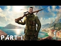SNIPER ELITE 4 Walkthrough Gameplay Part 1   Fairburne (Campaign)