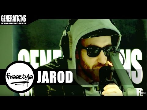 Jarod & DJ First Mike - Freestyle (Live des Studios de Generations)