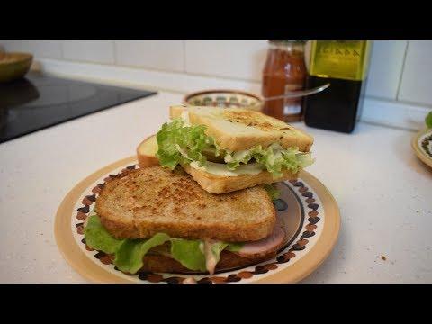 Сэндвичи - Очень вкусные и простые рецепты приготовления!