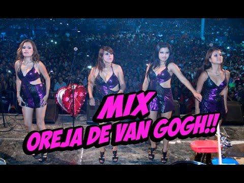 MIX OREJA DE VAN GOGH PRIMICIA    CORAZON SERRANO OCTUBRE 2014